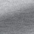 Сорочка-поло светло-серая