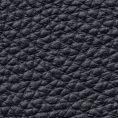 Кеды темно-синие из кожи с застежкой велькро