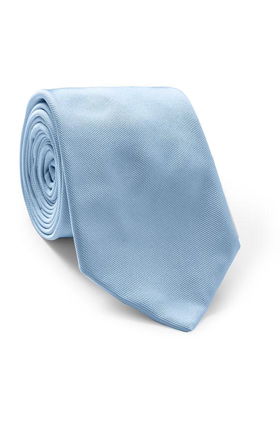 Светло-голубой галстук
