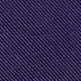 Темно-фиолетовый галстук из шёлка