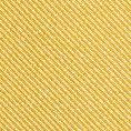 Жёлтый галстук из шёлка