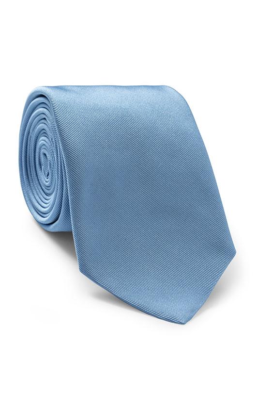 Голубой галстук