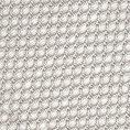 Серебряный свадебный галстук из шёлка