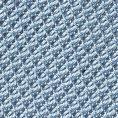 Светло-голубой галстук плетеной фактуры