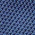 Голубой галстук плетеной фактуры