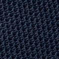 Синий галстук плетеной фактуры