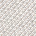Белый галстук плетеной фактуры