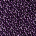 Темно-фиолетовый галстук плетеной фактуры
