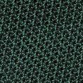 Зелёный галстук плетеной фактуры