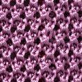 Светло-фиолетовый галстук вязаной фактуры