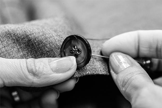 Линия Hand-Stitched