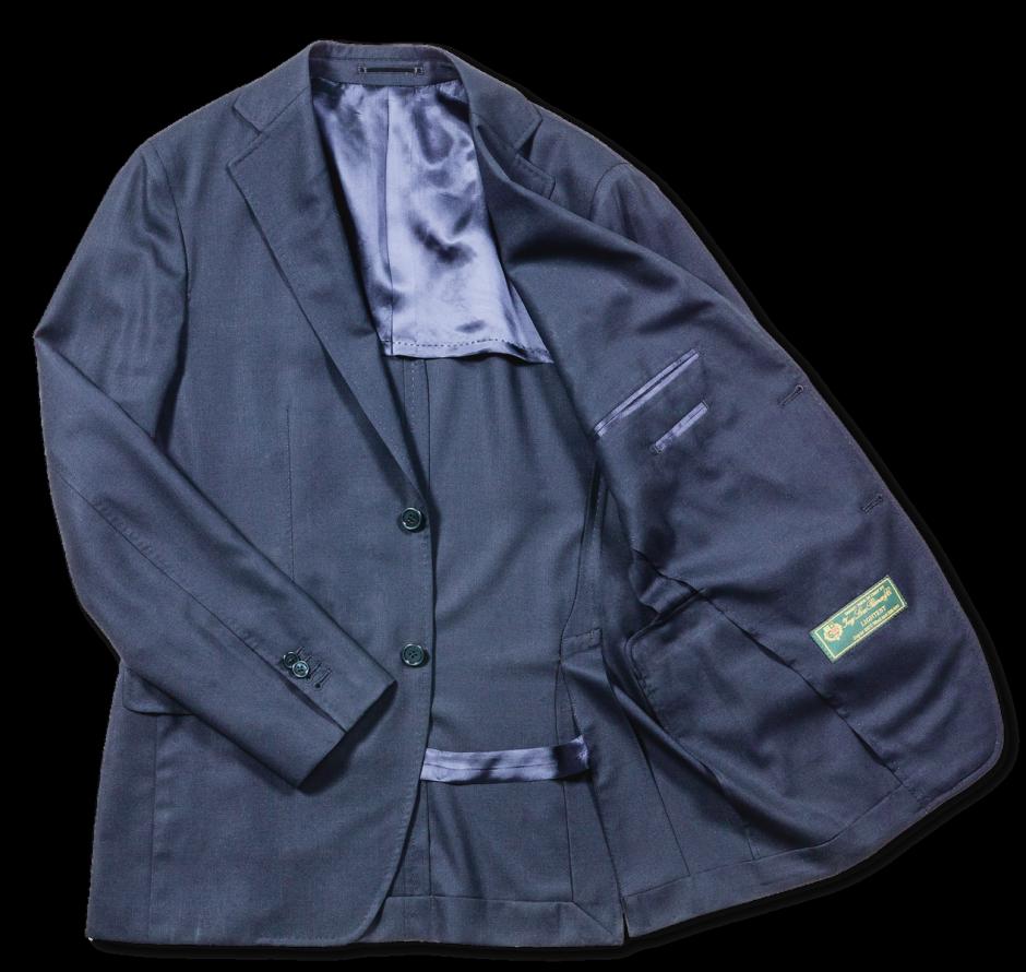 Пиджак без конструкции
