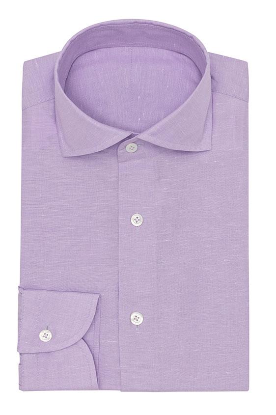Фиолетовая сорочка