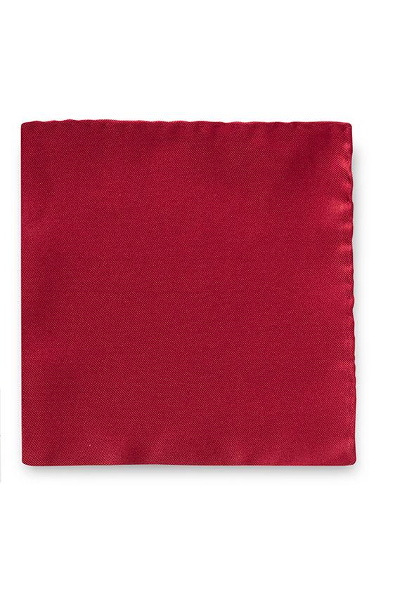 Красный нагрудный платок