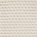 Нагрудный платок молочного цвета плетеной фактуры