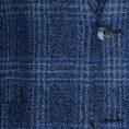 """Синий пиджак в синюю клетку """"Гленчек"""""""
